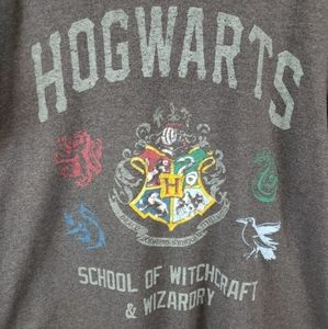 Harry Potter Hogwarts School Tee